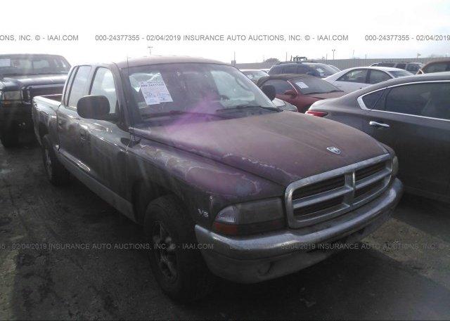 Inventory #163546124 2000 Dodge DAKOTA
