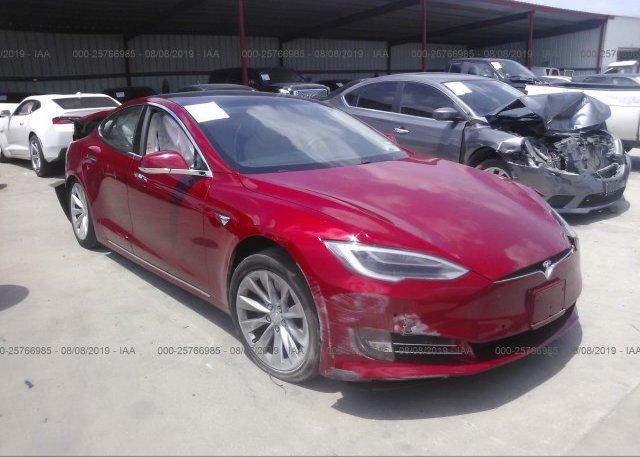 Inventory #275434350 2018 Tesla MODEL S