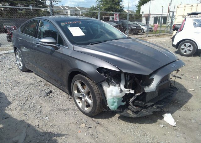 Inventory #187441645 2013 FORD FUSION