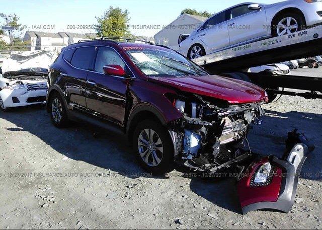 Inventory #463230677 2015 Hyundai SANTA FE SPORT