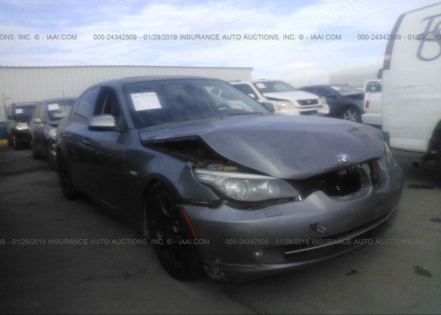 Inventory #964537399 2010 BMW 535