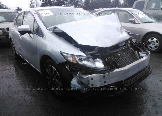 Inventory #860149191 2014 Honda CIVIC