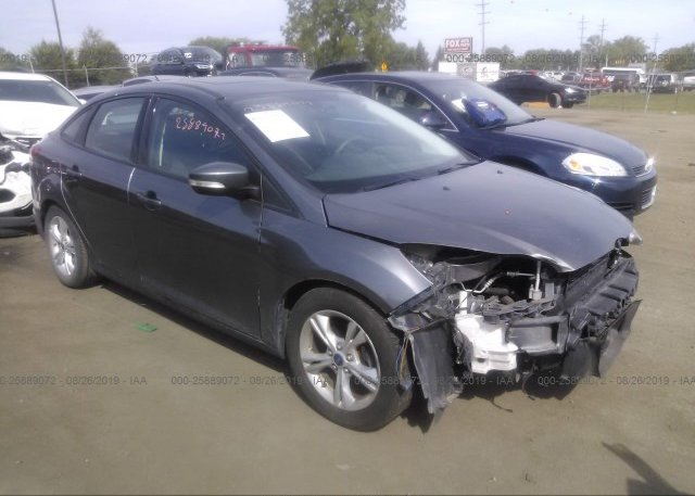 Inventory #535895948 2014 FORD FOCUS