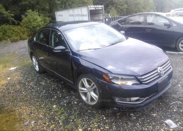 Inventory #160155263 2015 Volkswagen PASSAT