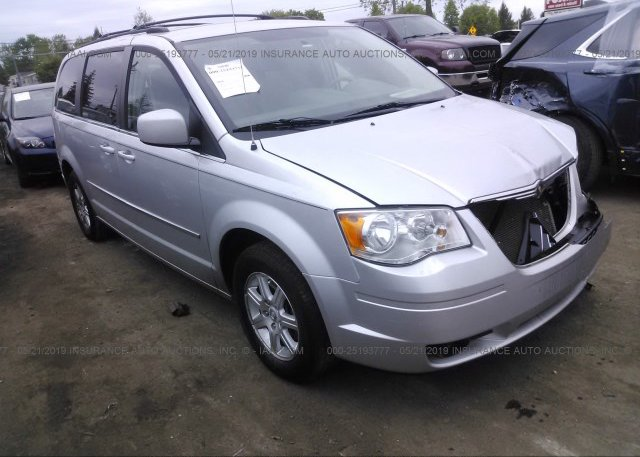 Inventory #832586136 2010 Chrysler TOWN & COUNTRY