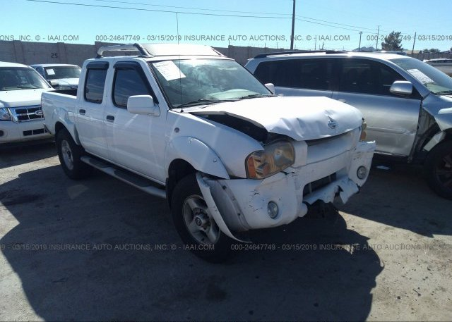 Inventory #983274786 2001 Nissan FRONTIER