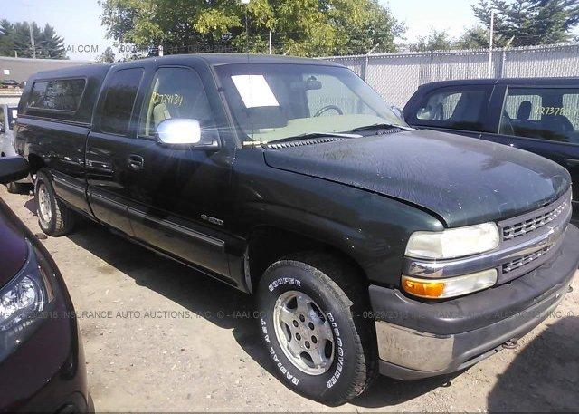 Inventory #270518484 2001 Chevrolet SILVERADO