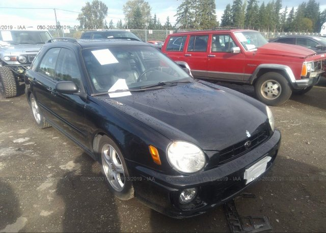 Inventory #949155864 2003 Subaru IMPREZA
