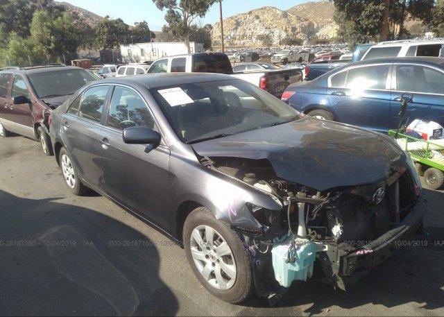 Inventory #763267141 2011 Toyota CAMRY