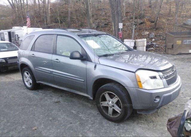 Inventory #191505250 2005 Chevrolet EQUINOX