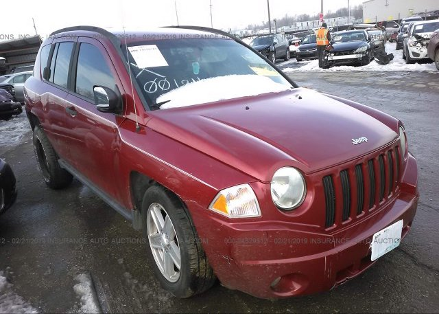 Inventory #267709073 2007 JEEP COMPASS