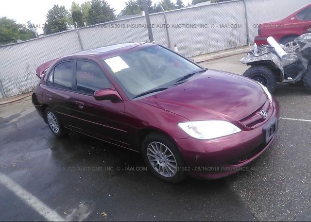 Inventory #347701273 2005 Honda CIVIC