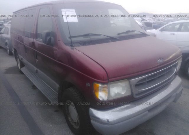 Inventory #650140268 2001 FORD ECONOLINE