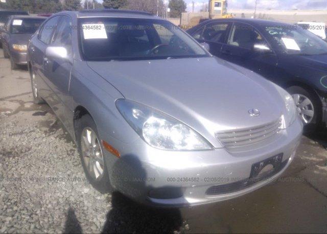 Inventory #279031449 2003 Lexus ES