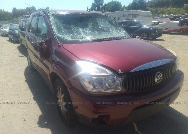 Inventory #854451738 2006 Buick RENDEZVOUS
