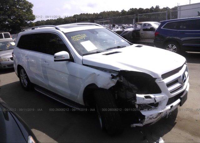Inventory #853211383 2015 Mercedes-benz GL
