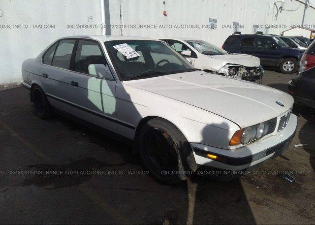 Inventory #572082520 1989 BMW 535