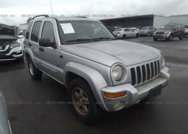 San Diego Jeep Dealers >> 1j4gk58k93w653515 Clear Dealer Only Silver Jeep Liberty