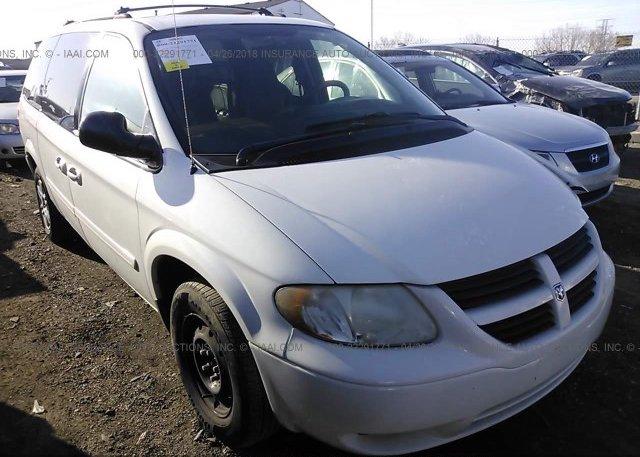 Inventory #445132548 2005 Dodge GRAND CARAVAN