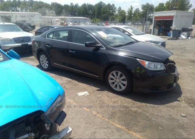 Inventory #852148118 2013 Buick LACROSSE