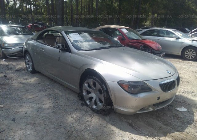 Inventory #482400166 2007 BMW 650