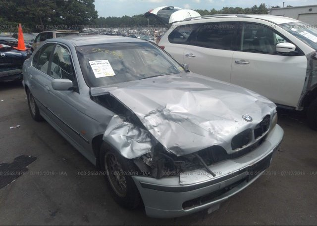 Inventory #456550240 1997 BMW 528