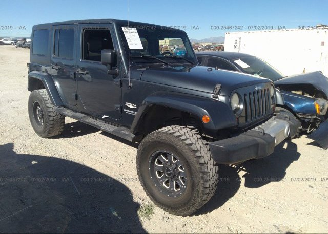 Inventory #774055055 2008 JEEP WRANGLER UNLIMITE