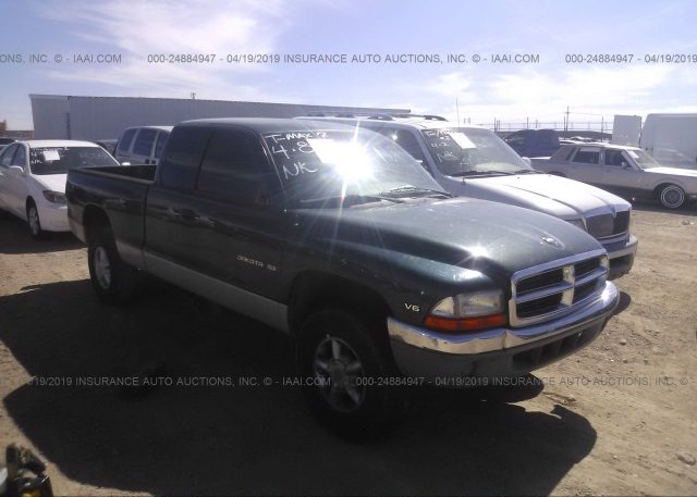 Inventory #129785151 1998 Dodge DAKOTA