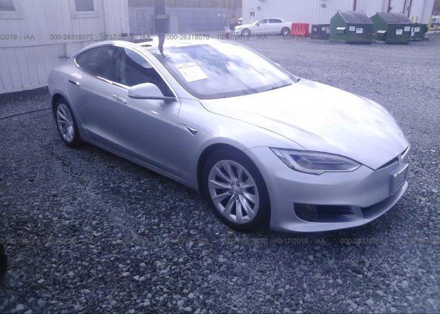 Inventory #741537904 2017 Tesla MODEL S
