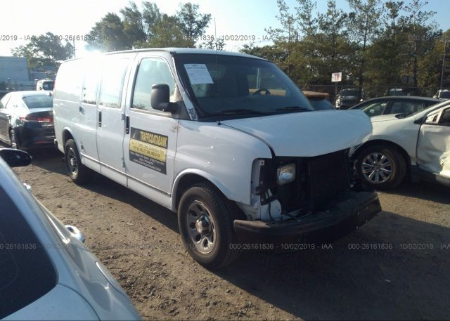 Inventory #989890505 2012 Chevrolet EXPRESS G1500