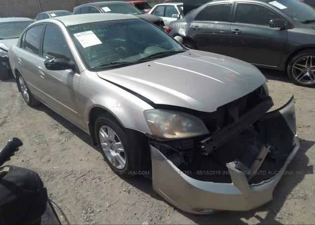 Inventory #931356336 2005 Nissan ALTIMA