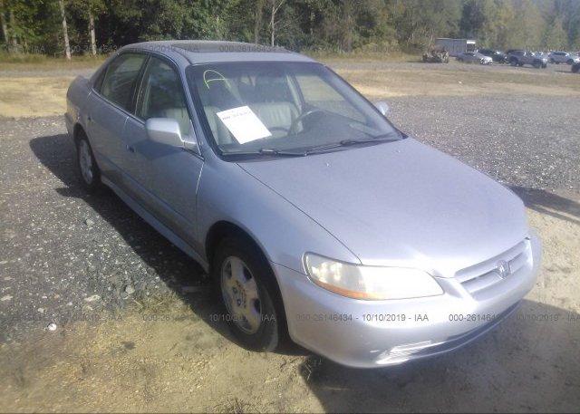 Inventory #845837534 2002 Honda ACCORD