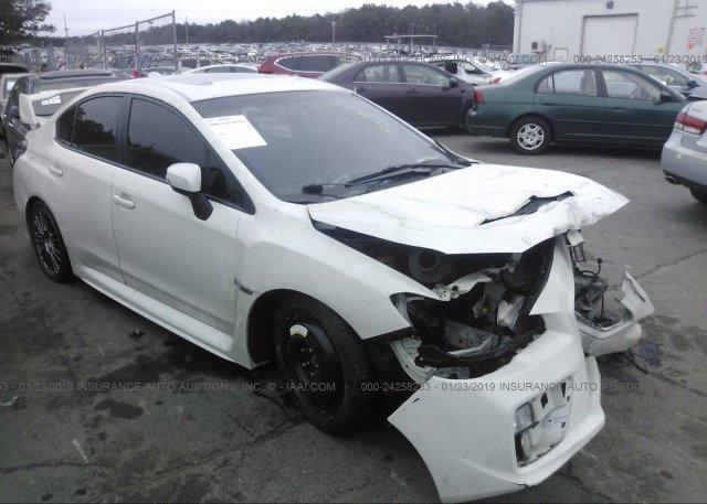 Inventory #858468197 2016 Subaru WRX