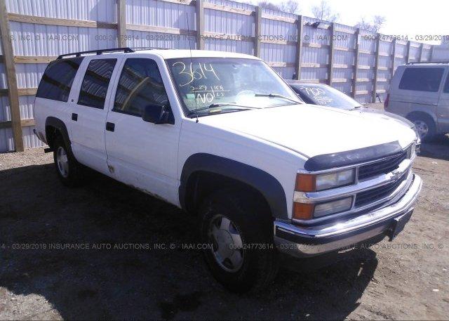 Inventory #283752600 1999 Chevrolet SUBURBAN