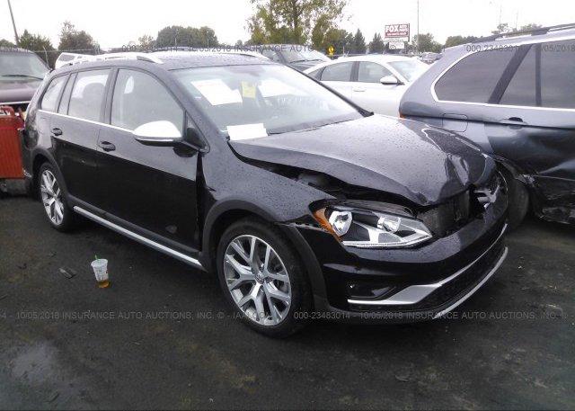 Inventory #851267566 2017 Volkswagen GOLF ALLTRACK