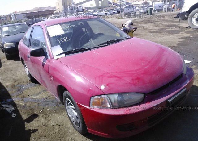 Inventory #938307789 1999 Mitsubishi MIRAGE