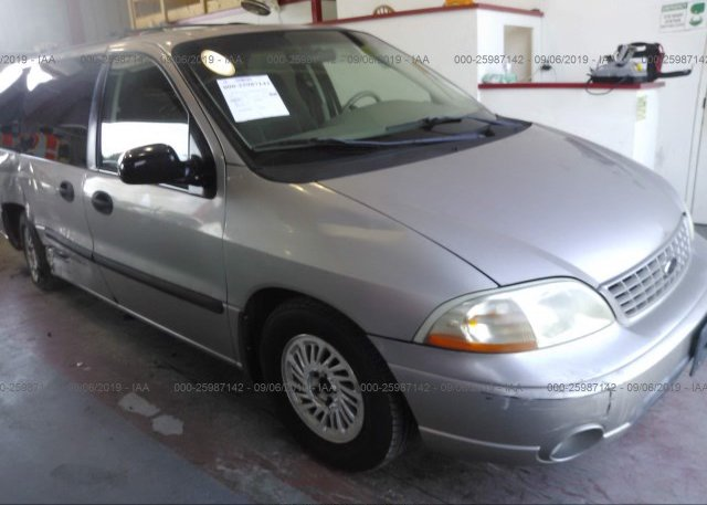 Inventory #829265335 2003 FORD WINDSTAR
