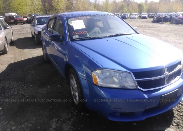 Inventory #674999113 2008 Dodge AVENGER
