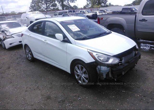 Inventory #851030632 2013 Hyundai ACCENT