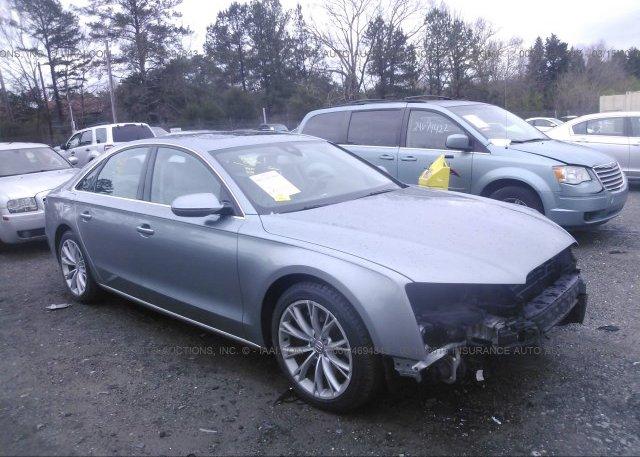 Inventory #301053911 2012 AUDI A8