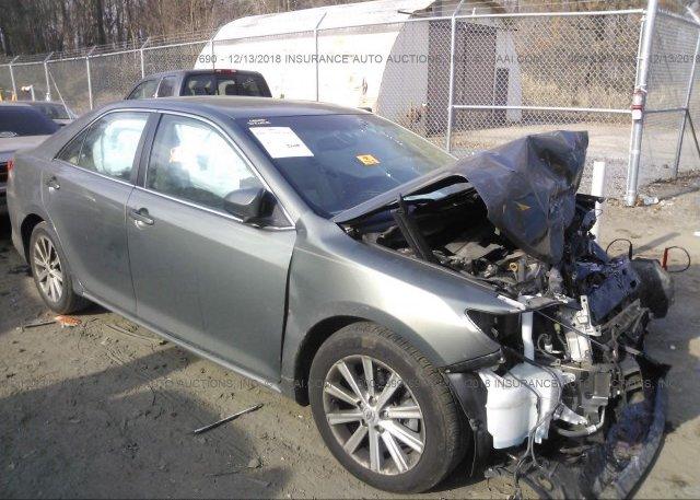 Inventory #654766619 2014 Toyota CAMRY