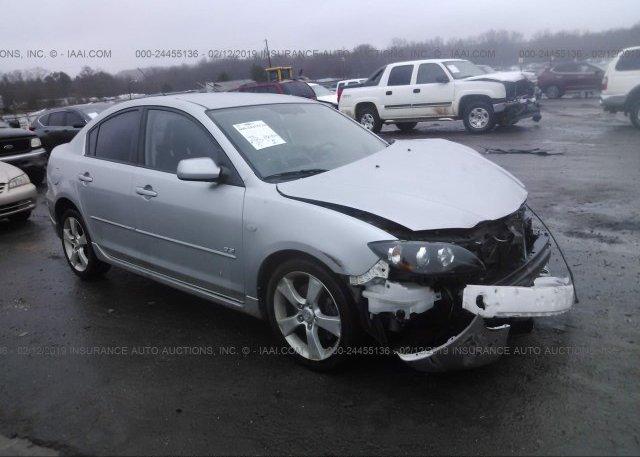 Inventory #754154307 2004 Mazda 3