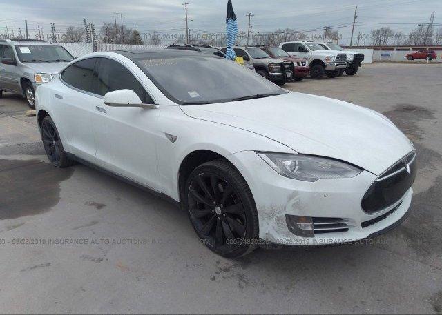 Inventory #273414918 2013 Tesla MODEL S