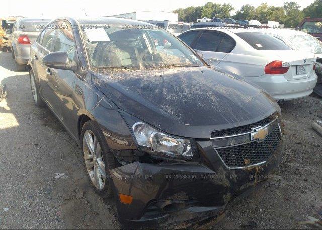 Inventory #888742696 2014 Chevrolet CRUZE