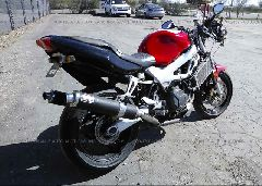 1998 Honda VTR1000F - JH2SC3607WM003141 rear view