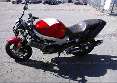 1998 Honda VTR1000F - JH2SC3607WM003141 engine view
