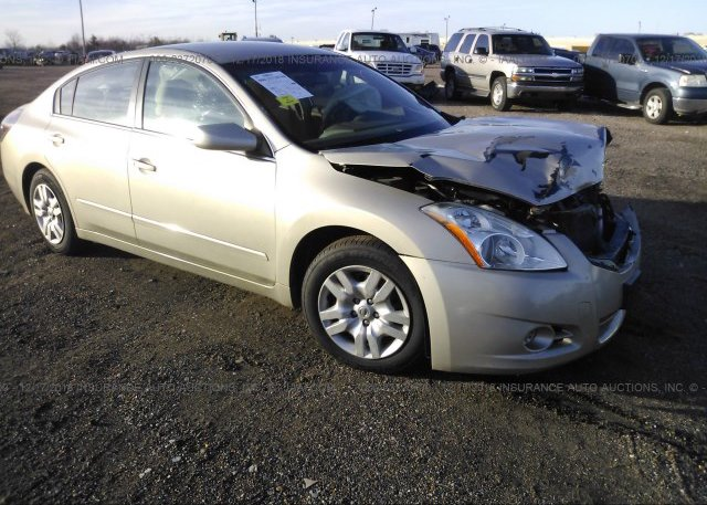 Inventory #831360237 2010 Nissan ALTIMA