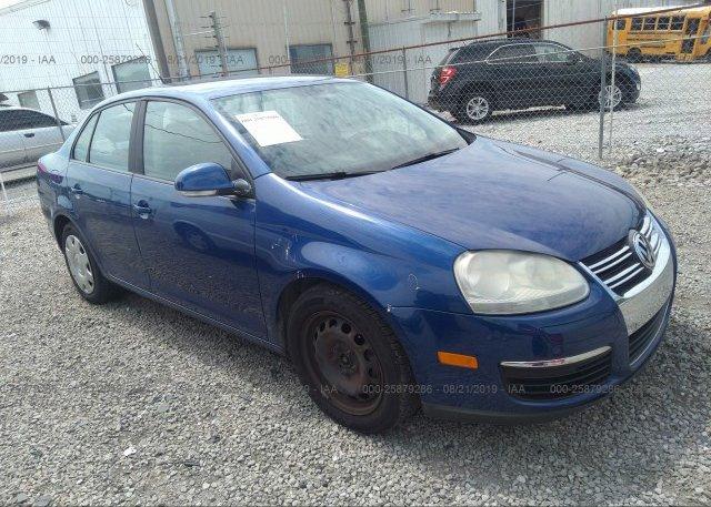 Inventory #537870104 2009 Volkswagen JETTA