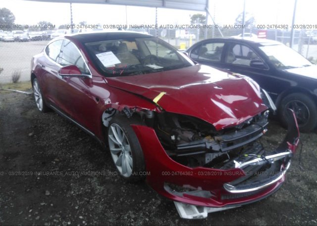 Inventory #366933913 2013 Tesla MODEL S