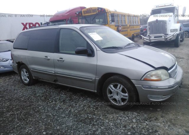 Inventory #716018873 2003 FORD WINDSTAR